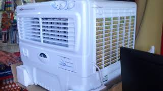 Unboxing Kenstar Double Cool DX 50 Litre Air Cooler White