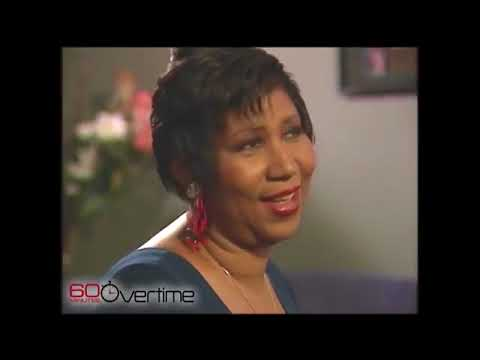 The Aretha Franklin 60 Minutes Interview