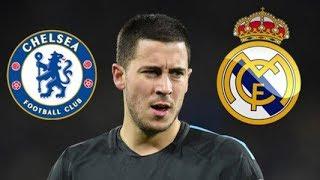 Эден Азар остаться или уйти? Челси или Реал?