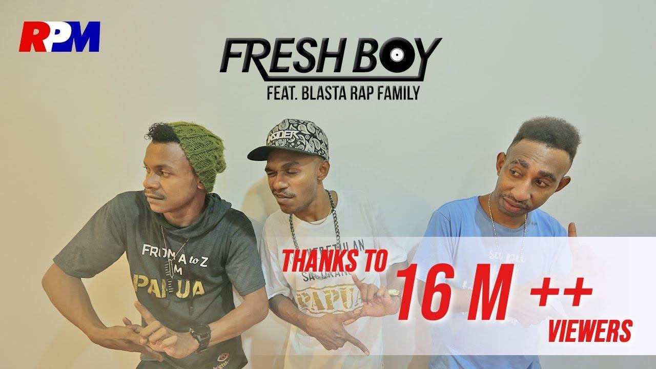 Lirik Lagu Turun Naik Blasta Rap Family