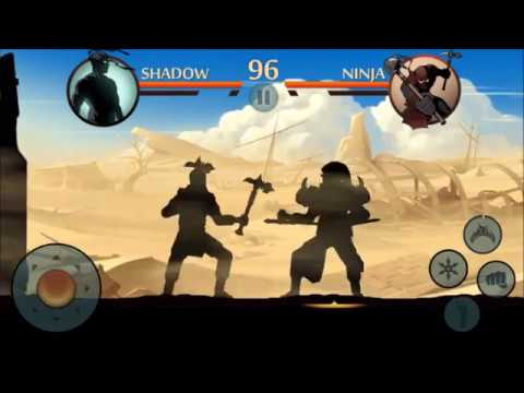 Shadow Fight 2 | Act 6 | Complete Survival.