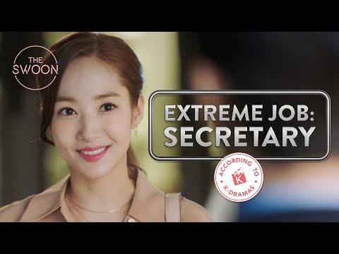 Extreme Job: Secretary | According To Korean Dramas [ENG SUB]