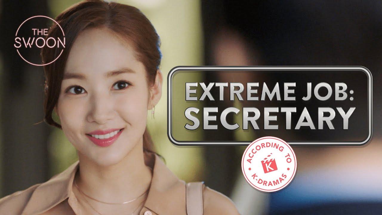 Download Extreme Job: Secretary | According to Korean Dramas [ENG SUB]