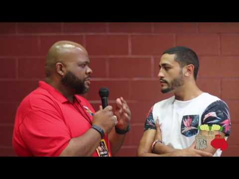 The Fighter's Share Interview w/ Miguel Cruz