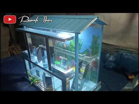 desain-aquarium-unik-berwarna-biru-dengan-variasi-tangga,ikan-juga-butuh-rumah
