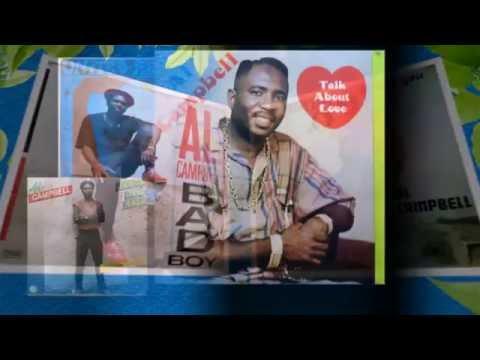 AL CAMPBELL- Pledging My Love - Reggae Jamaica