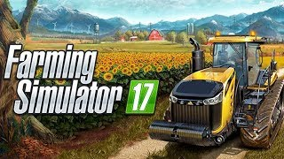 Farming Simulator 17 EP1 - Live Stream PC