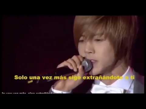 CASI EL PARAISO por Kim Hyun Joong  Sub Español)wmv