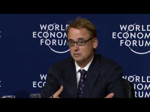 Davos 2017 - Press Conference: Risk Transformation in the Fourth Industrial Revolution