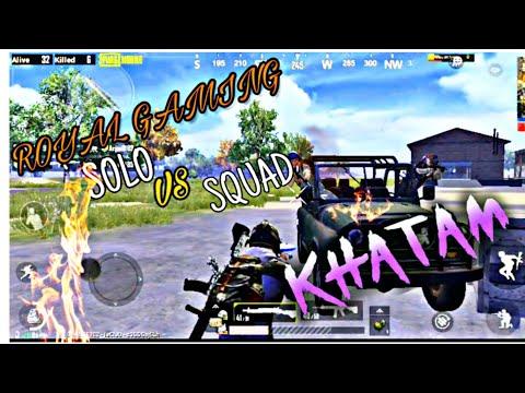 Solo Vs Squad Gameplay Royal Sahil