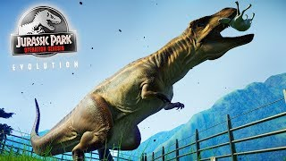 BIG CHONK DINOSAUR! | JPOG Park (Jurassic World: Evolution)