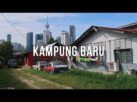 Exploring Kuala Lumpur: Kampung Baru  - Malaysia 2017