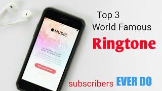 3 World Famous Ringtone