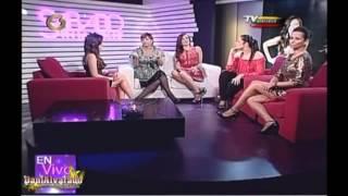 Daniela Alvarado y Carmen Julia Alvarez en Sabado en la Noche