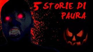 5 Storie VERE di PAURA da raccontare ad HALLOWEEN