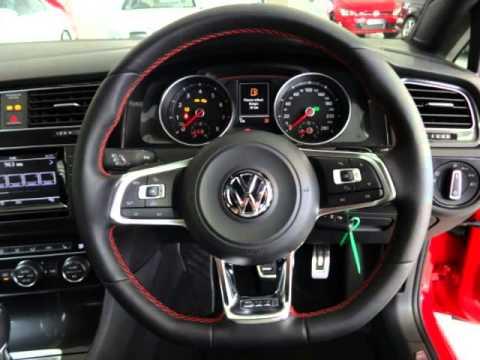 2015 volkswagen golf 7 gti dsg auto for sale on auto. Black Bedroom Furniture Sets. Home Design Ideas