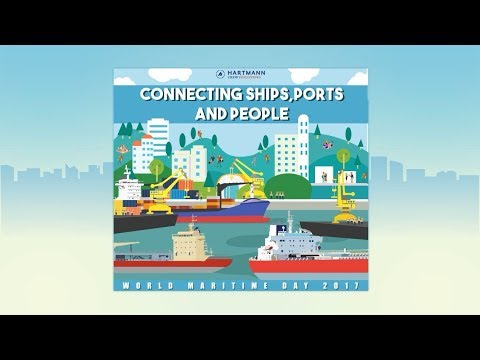 World Maritime Day 2017 - Connecting Ships, Ports and People