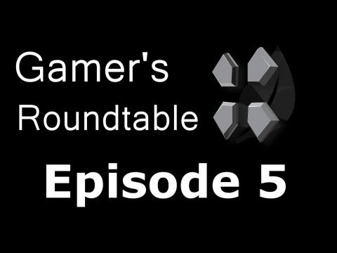 Gamer's Roundtable: Gaming News Podcast (Episode 5) Q&A