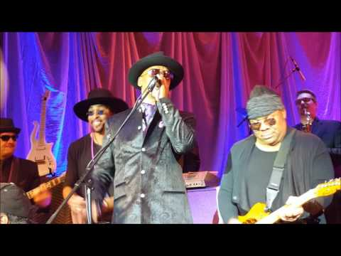 "Dez Dickerson and André Cymone with GSharp and the Bizness - ""Little Red Corvette"" 4/22/17"