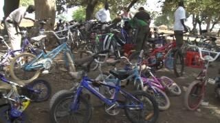 Bikes 4 Life Uganda 2012