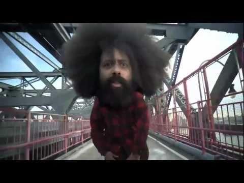 Reggie Watts: F_ck Sh_t Stack [CLEAN VERSION]