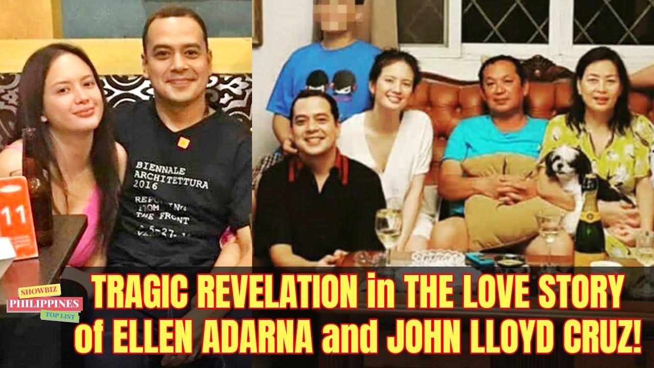 TRAGIC REVELATION in THE LOVE STORY of ELLEN ADARNA and JOHN LLOYD CRUZ!