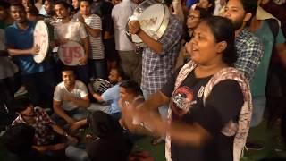Raat Bhar Ki Kahani : JNUSU Elections 2018  Counting Time Scene