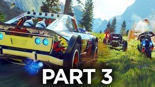 ONRUSH Gameplay Walkthrough Part 3 - OUTLAW (Full Game)