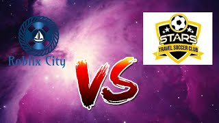 Roblox Kick off FM R4:Starvader vs Roblix City