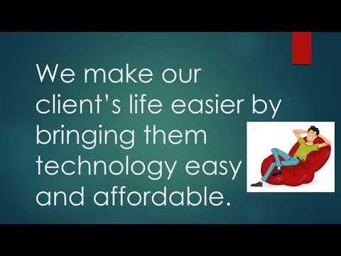 A short video of Ezee Tech
