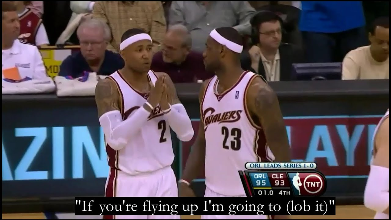 Download What You Didn't Know When LeBron James Called Game Against the Magic
