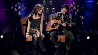 Sarah Buxton - Stupid Boy - Acoustic Music Video w/ Jedd Hughes (HD)