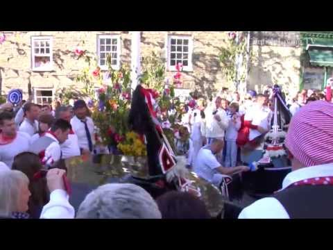 Cornish Living TV -  Padstows May day celebrations