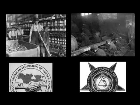 APUSH CHAPTER 17 Rise of Industrialism