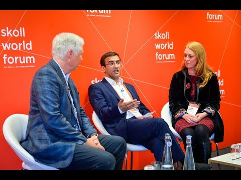 "Ellen Agler: ""There Is A Tension Between Social Entrepreneurs And System Entrepreneurs"" #SkollWF2017"