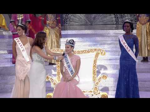 Miss World 2013 - FULL SHOW HD - Part 6 of 6