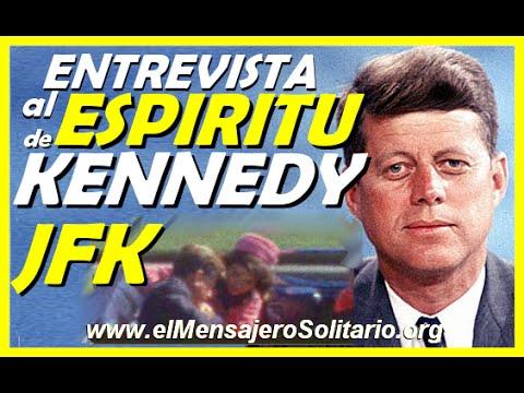 Entrevista al espiritu de Kennedy | Interview with the spirit of JFK