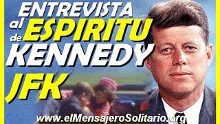 Entrevista al espiritu de Kennedy | JFK