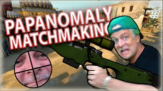 MATCHMAKING WITH PAPANOMALY!