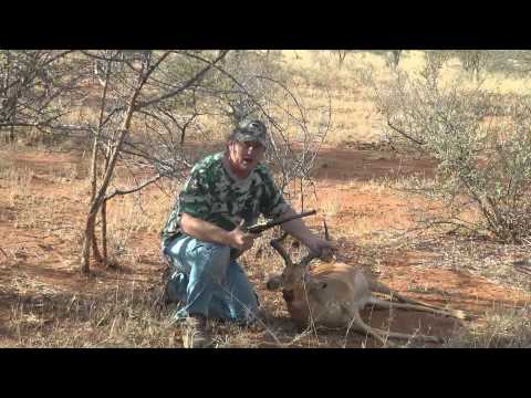 HUNTING IMPALA WITH THE BUFFALO BRASSFRAME .44 CAL Final.mp4