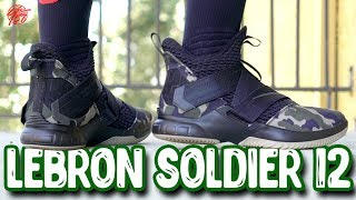 Nike Lebron Soldier 12 First Impressions!
