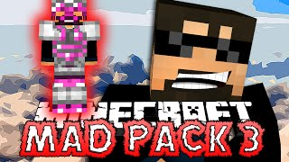 Minecraft: Mad Pack 3 Beta | CLOUDS ARE EVIL! [2]