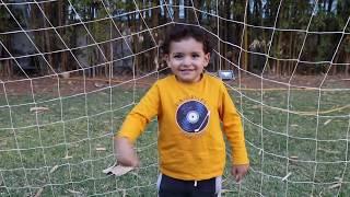 kids play in hte garden,kids boys