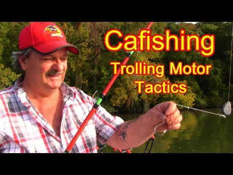 Catfishing Video- Drift Fishing Tactics
