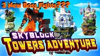 Sky Block But It's An Adventure Map Challenge?