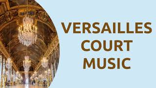 1 HOUR of Baroque Music at the Versailles Court - Molière, Lully, Rameau, Charpentier...