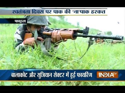Pakistan Violates Ceasefire at Balakot, 5 Killed - India TV