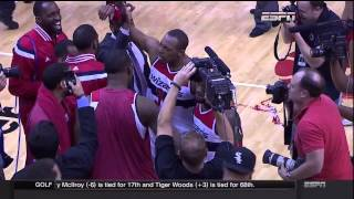 """Paul Pierce Post Game Interview """"Did You Call Bank?"""" """"I Called Game"""""""