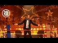 watch he video of Robbie Williams | The Heavy Entertainment Show | BRITs Icon Award Show