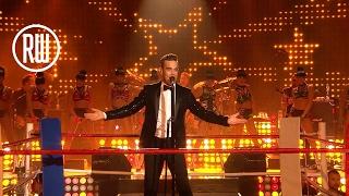 Robbie Williams | The Heavy Entertainment Show | BRITs Icon Award Show